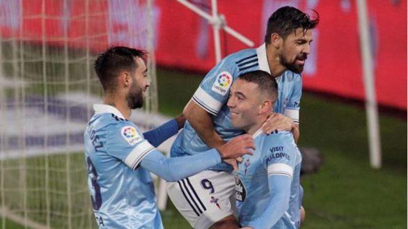 Aspas lidera ante el Cádiz la revolución de Coudet en el Celta |4-0