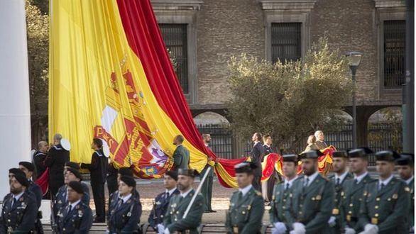 Los ultrajes a la bandera de España no son libertad de expresión