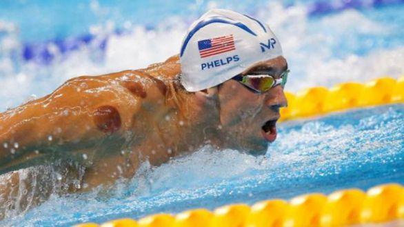 Phelps, sobre el dopaje: