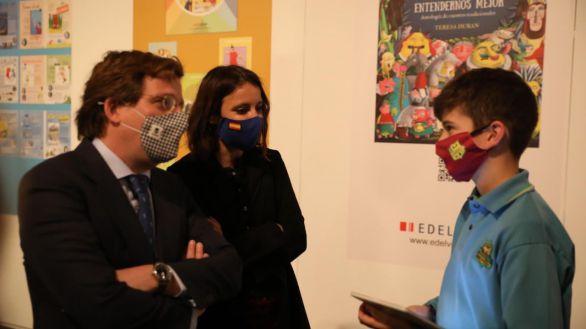 Almeida inaugura el 44º Salón del Libro Infantil y Juvenil de Madrid