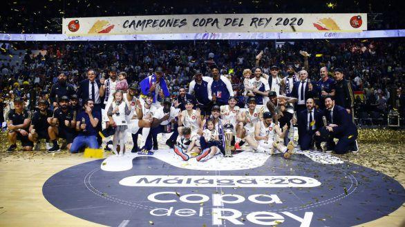 La Copa del Rey de Baloncesto 2021 se jugará en Madrid
