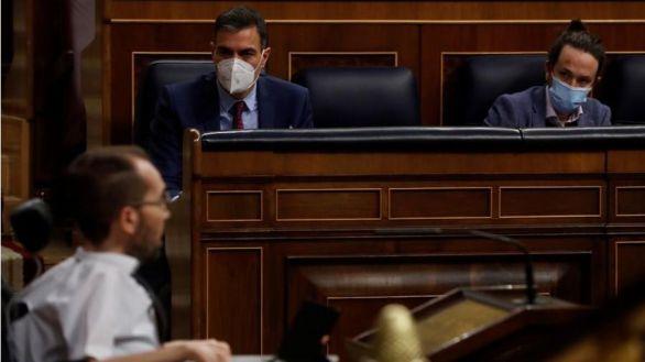 El Gobierno logra el respaldo del Congreso para paralizar los nombramientos del CGPJ