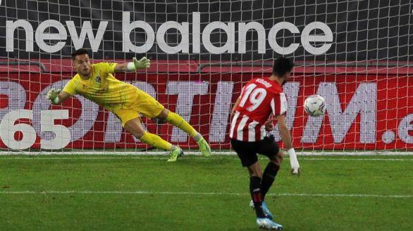 El Athletic toma aire a costa del Huesca  2-0