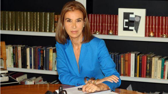 """Carmen Posadas: """"En la pandemia muchos descubrieron la lectura, que es un mundo maravilloso"""""""