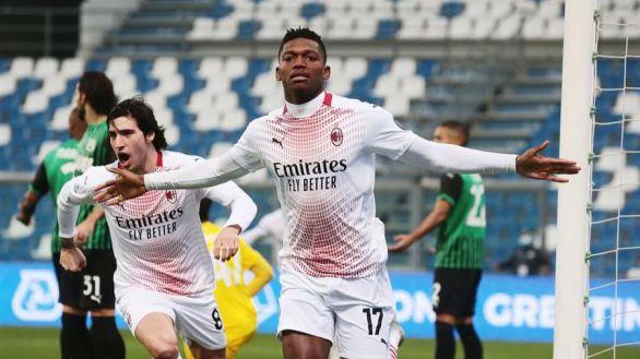 Rafael Leao, perla del Milan, marca el gol más rápido de la historia de las grandes ligas