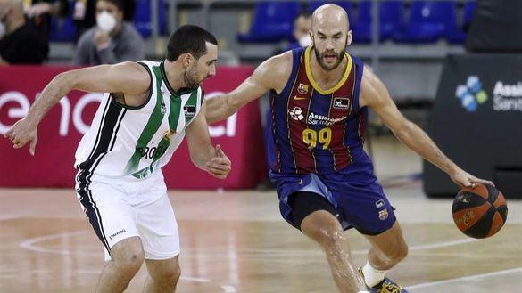 ACB. El Barcelona gana y achica el colchón del Real Madrid