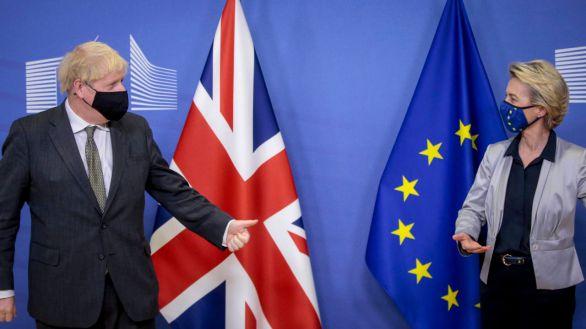 La UE y Reino Unido llegan a un preacuerdo para evitar el brexit duro
