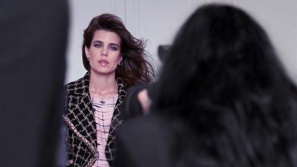 Carlota Casiraghi, hija de Carolina de Mónaco, será la nueva embajadora de Chanel