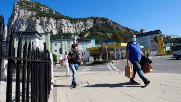 Detectado en Gibraltar el primer caso con la nueva variante de coronavirus