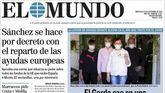 Las portadas de los periódicos de este miércoles 23 de diciembre