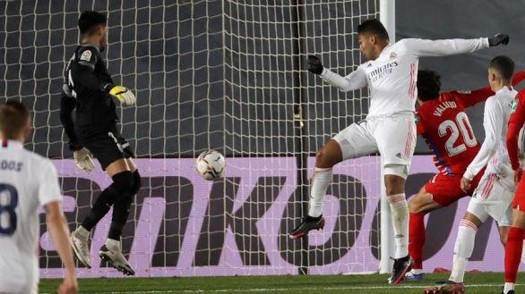 Asensio desatasca al Real Madrid ante un incómodo Granada |2-0