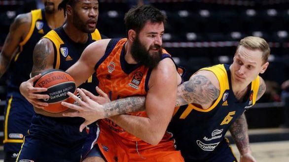 Euroliga. El Valencia Basket tumba al Khimki | 88-82