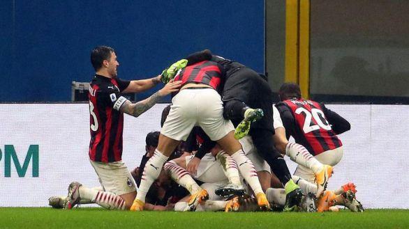Ligas europeas. Theo Hernández sostiene el liderato del Milan y Bale asoma