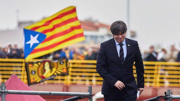 Puigdemont será el número uno 'simbólico' de Junts a las elecciones