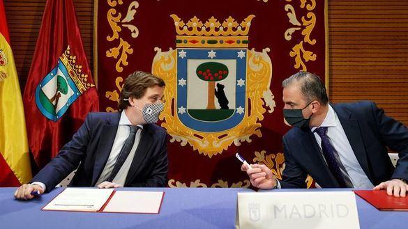 Almeida logra aprobar los presupuestos de Madrid con el apoyo de Vox