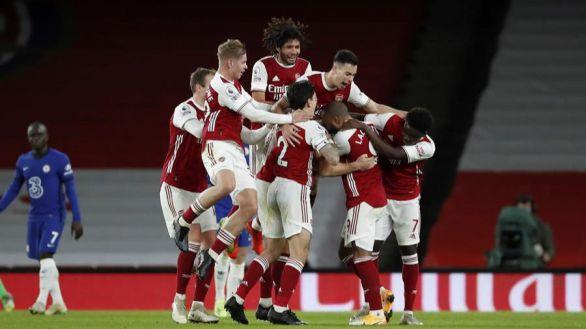 El Arsenal aprovecha el