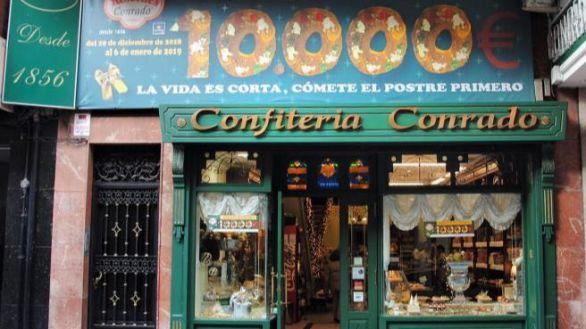 Una confitería de La Bañeza ofrece un roscón con una 'sorpresa' de 10.000 euros