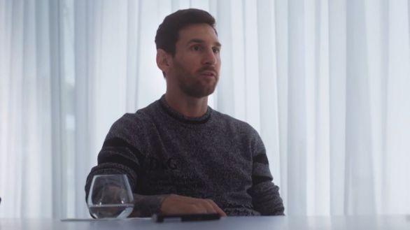 Messi abre la puerta a jugar en EEUU: