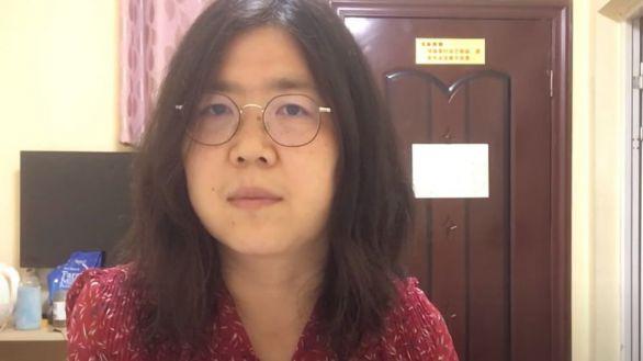 Una periodista china, condenada por informar sobre la pandemia en Wuhan
