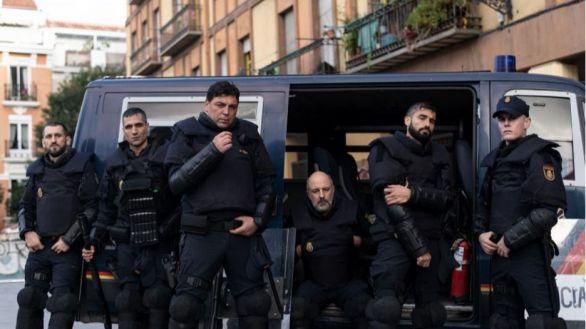 Las series más vistas de Movistar+ en 2020: La línea invisible, Antidisturbios...