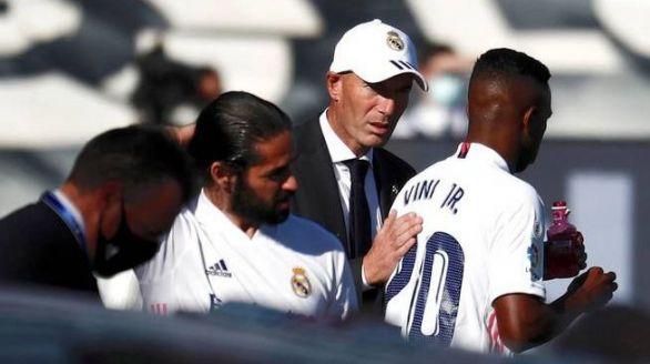 Vuelve Hazard y Zidane lamenta la situación de Isco y Marcelo