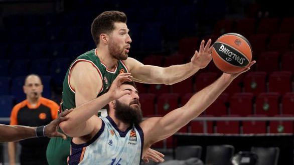 Euroliga. El Baskonia se impone al Valencia Basket en un final agónico | 71-70