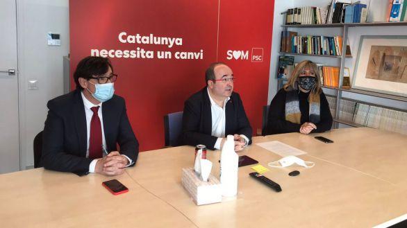 Sánchez liquida a Iceta e impone a Illa como candidato del PSC