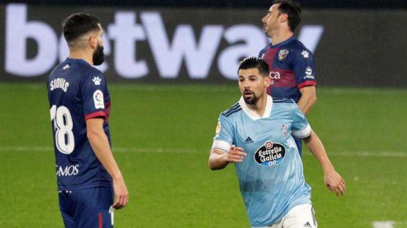 El Celta se asoma a Europa y hunde al Huesca |2-1