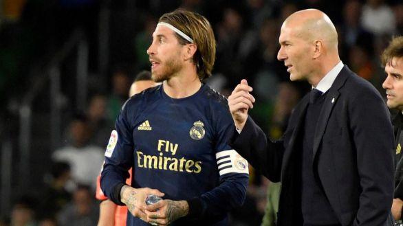 Zidane reclama renovaciones y Sergio Ramos 'desaparece' de la convocatoria
