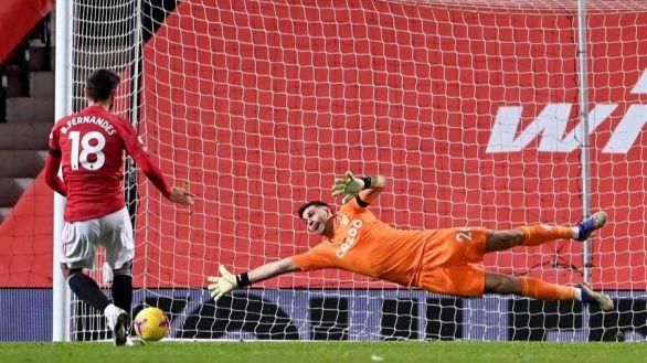 Ligas europeas. El Manchester United llega al liderato y el City sufre el Covid