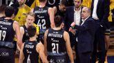 ACB. Vidorreta estalla por el comportamiento de Laso y el banquillo del Real Madrid