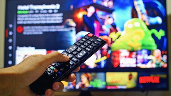 El confinamiento dispara el consumo de televisión
