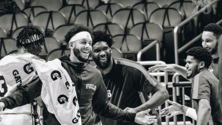 NBA. Amanece la metamorfosis de los Philadelphia 76ers