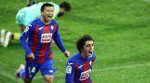 El Eibar confirma su mejoría contra el Granada   2-0