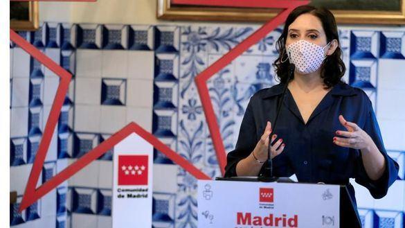 Madrid registra 16 casos de la variante británica y estudia 70 más