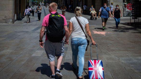 El gasto de los turistas extranjeros cayó un 78 % hasta noviembre
