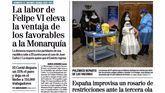 Las portadas de los diarios de este miércoles, 6 de enero