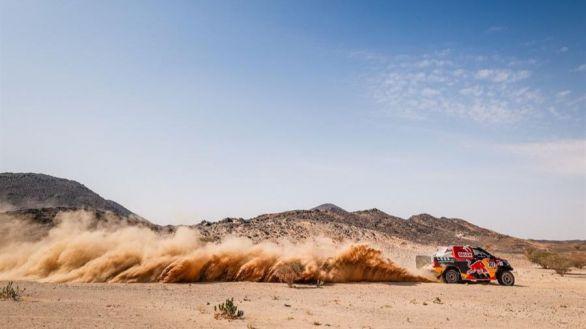 Rally Dakar. Desquite para Barreda y frustración para Sainz