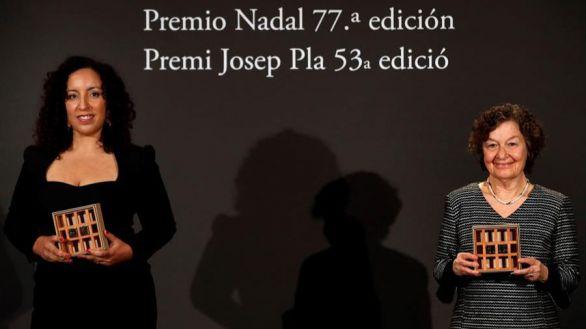 Najat El Hachmi gana el Premio Nadal y María Barbal el Josep Pla