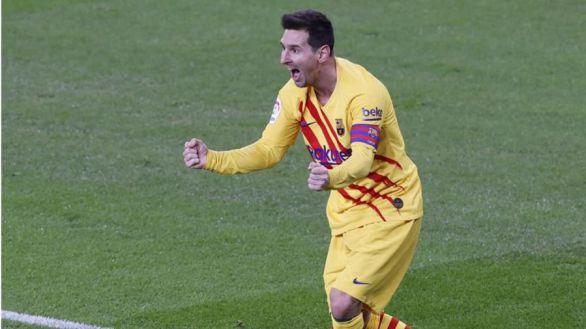 Messi resurge para amargar el debut de Marcelino |2-3
