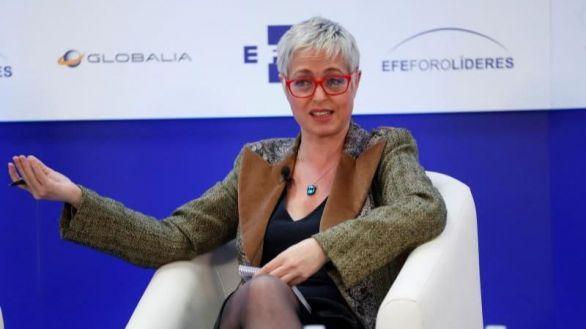 La periodista Anna Grau será la número 2 de Ciudadanos por Barcelona