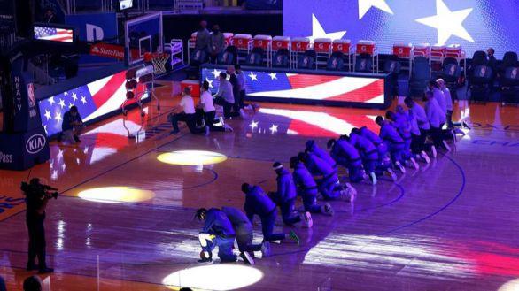 NBA. La liga vuelve a hacer política y condena a los contrarios a la democracia