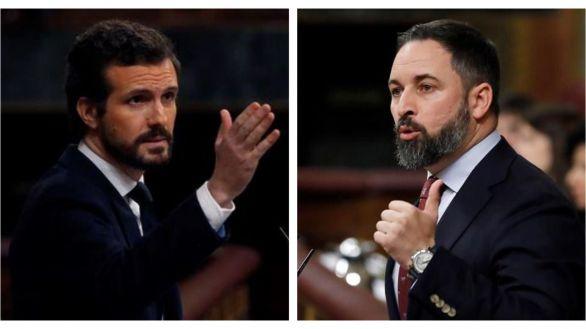 PP y Vox se enzarzan en las redes sociales tras el asalto al Capitolio