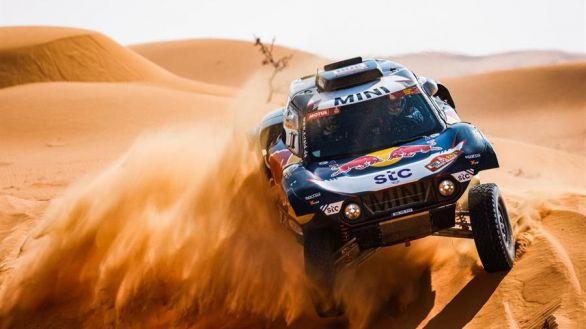Rally Dakar. Orgulloso doblete español con Carlos Sainz y Joan Barreda