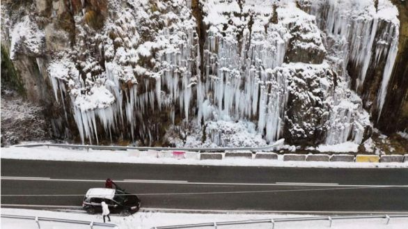La ola de frío posterior a Filomena redobla el peligro por las heladas
