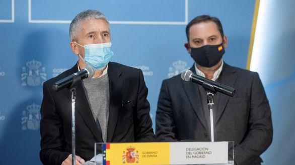 El Gobierno evalúa los daños en Madrid y no concreta si será zona catastrófica