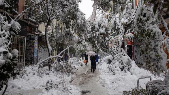 Y después de la nevada, ¿qué daños del temporal cubren los seguros?