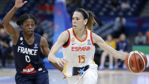 Anna Cruz deja la selección española echando humo