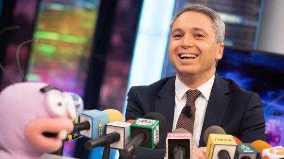 El Hormiguero triunfa con Vicente Vallés y eclipsa el estreno de Love is in the air
