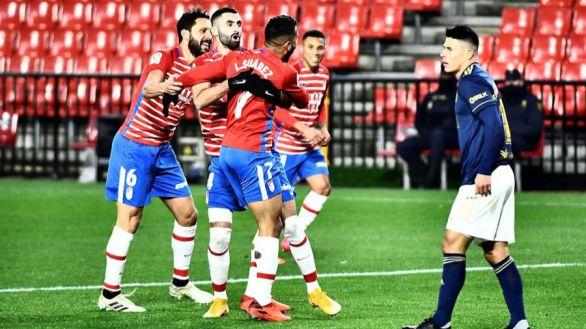 El Granada se lanza hacia Europa y agrava la crisis de Osasuna |2-0